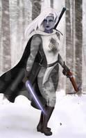 Trissae, Blade of Auril by Rhenaya