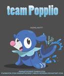 Team POPPLIO by Nekoi-Echizen