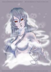 Drawlloween2016-mist by Nekoi-Echizen