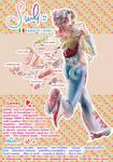 Meet The Artist meme by Nekoi-Echizen