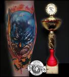Batman by DarkArtsColective