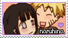 NaruHina Stamp by Aedai