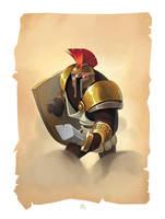 Ares by bib0un