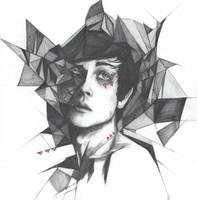 Rheon Cubism by march14
