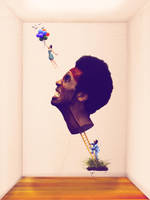 A trip into my head by bryannisbored