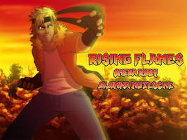 Rising Flames - Omega Ruby Gijinka Nuzlocke by Mad-Revolution