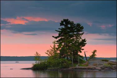Summer at Lake Nipissing by IgorLaptev