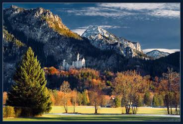 Mountains Fairy Tale by IgorLaptev