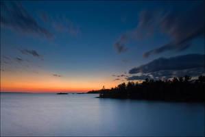 Evening Calm by IgorLaptev