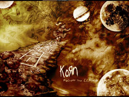 5thElement Korn Wallpaper by 5th-Element