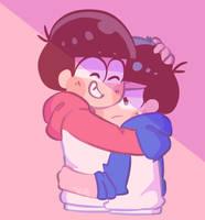 hug by Puppiii
