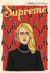Supreme by laurencskinner