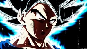 Goku Ultra Instinct by YobuGV