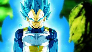 Vegeta Super Saiyan Blue by YobuGV