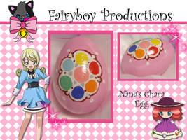 Shugo Chara Nana's Egg by LunarFoxDesigns