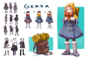 Gerda by b-snippet