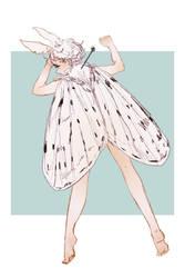 Moth by b-snippet