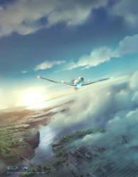 Towards the Destiny by Jett0