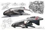 Shuttle by Jett0