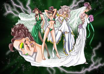 SM: Sailor Jupiter by KLCarle