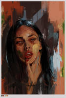 Jennifer's body | Warm colour study by Irishmellow