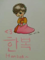 Hanbok by Doli-lolli
