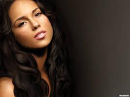 Alicia Keys by uaeboyz