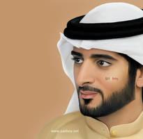 H.H.Sheikh Hamdan Bin Mohammed by uaeboyz