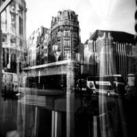 City Rhythms 5 by For-W-Art