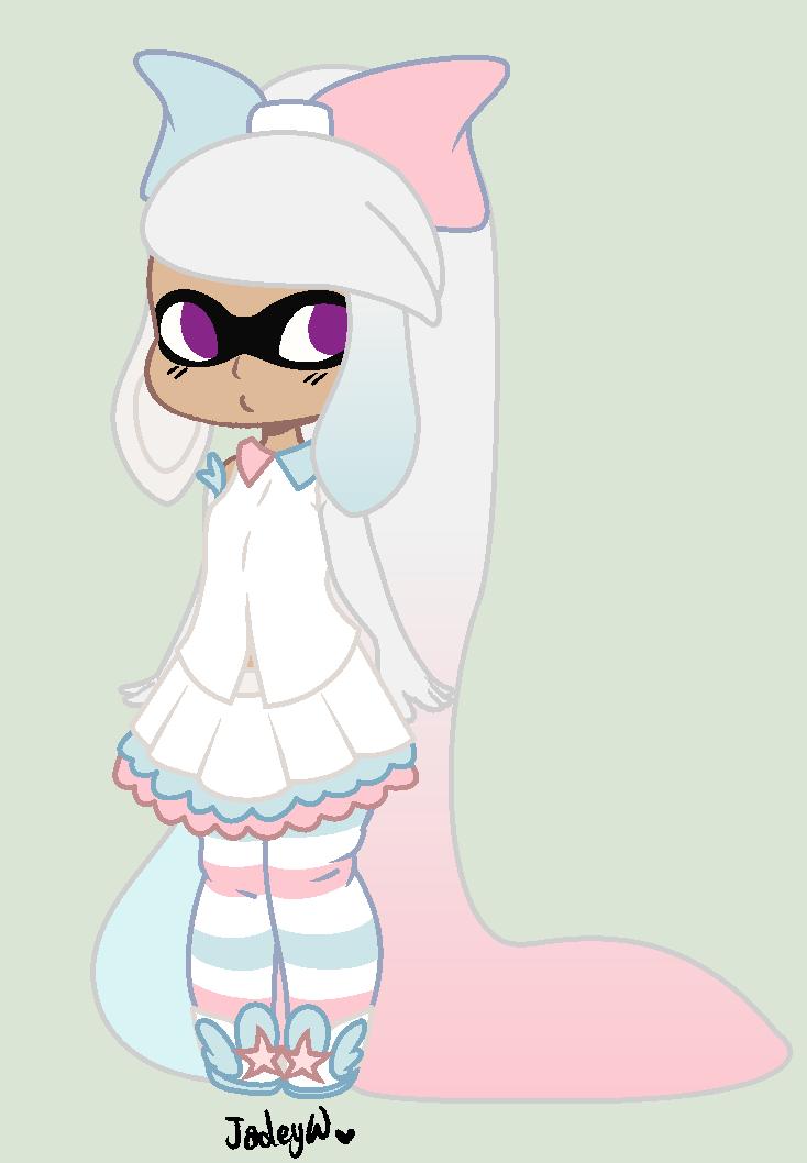 Squid Kid adopt (NYP/OTA) by CheshireGrinAdopts