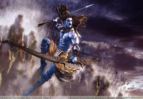 The Legend Of Rama by Vinay-TheOne
