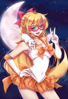 Sailor Venus by MeowYin