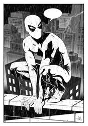 Spiderman by anthonywong33