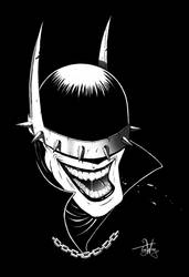 Batman Who Laughs by anthonywong33