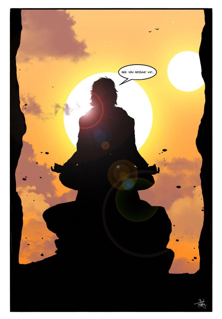 Luke Skywalker (The Last Jedi) by anthonywong33