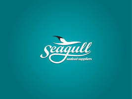 Seagull Logo by orioncreatives