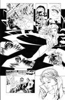 Cloak and Dagger inked sample2 by wrathofkhan