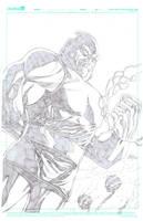 Darkseid by wrathofkhan