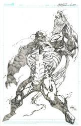 NYCC Venom by wrathofkhan