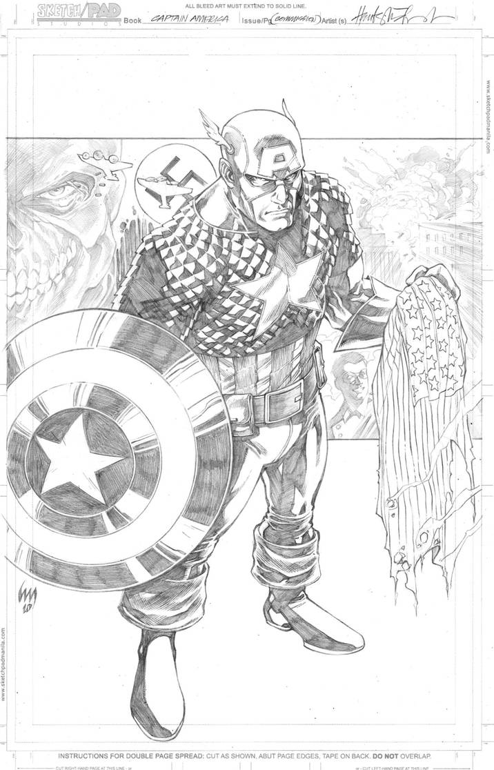 'A' stands for America by wrathofkhan