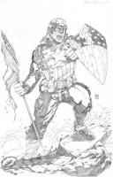 The First Avenger by wrathofkhan