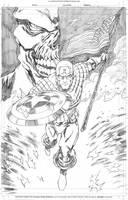 War Hero by wrathofkhan