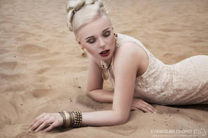 Sands of Gold and Darkness by ValerieVirgin