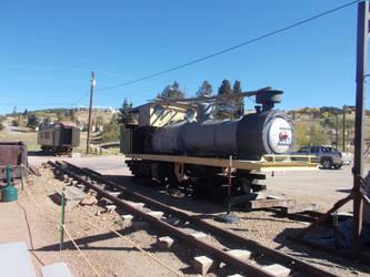 Cripple Creek and Victor Narrow Gauge Railroad  4 by Trainpony