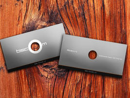 BScom business card by marcoo1981
