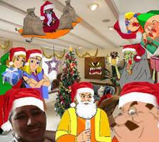 Christmas Youtube Poop Style by Meleemario364
