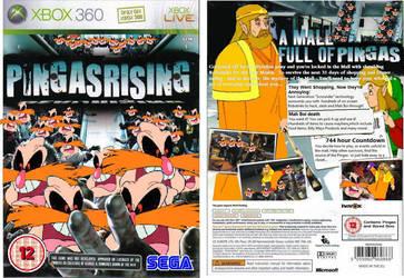 Pingas Rising Boxart by Meleemario364