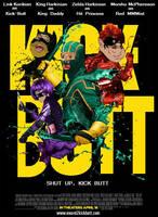 Kick-Butt Poster by Meleemario364