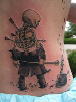 My Chemical Romance tattoo by veritas78