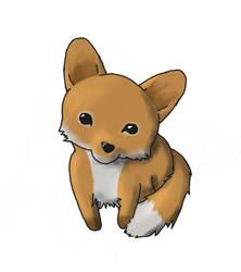 Foxie by Deathmonkey7